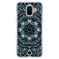 Capa Personalizada Samsung Galaxy A6 A600 Mandala - AT72