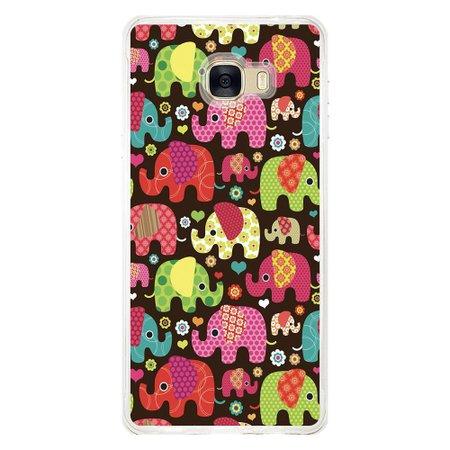 Capa Personalizada para Samsung Galaxy C7 C700 Pets - PE01