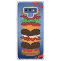 Capa Personalizada Samsung Galaxy Note 9 Food - TP107