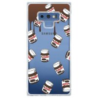 Capa Personalizada Samsung Galaxy Note 9 Nutella - TP109
