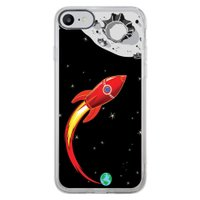 Capa Intelimix Intelislim Apple iPhone 7 Foguete - BY01