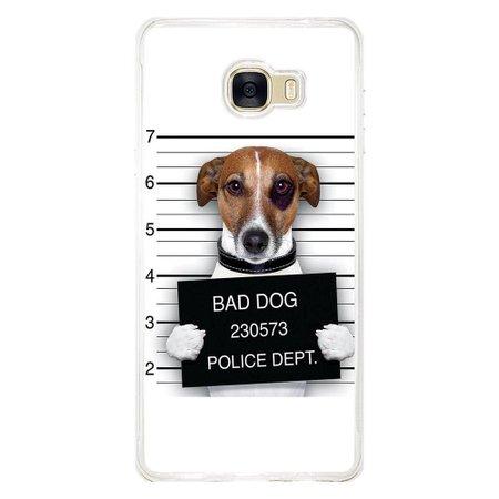 Capa Personalizada para Samsung Galaxy C7 C700 Pets - PE28