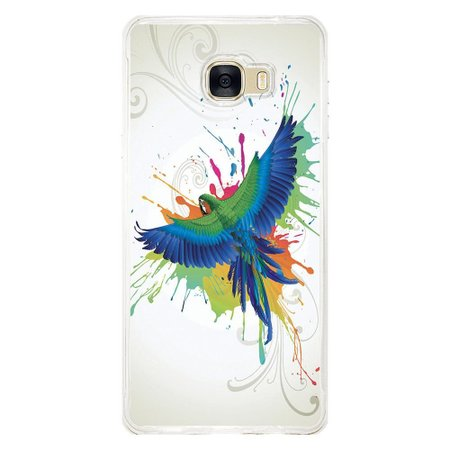 Capa Personalizada para Samsung Galaxy C7 C700 Pets - PE18