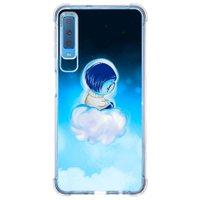 Capa Personalizada Samsung Galaxy A7 2018 Designer - DE12