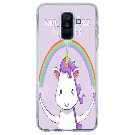 Capa Personalizada para Samsung Galaxy A6 Plus A605 Memes - ME07
