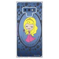 Capa Personalizada Samsung Galaxy Note 9 Princesa Bela Adormecida - TP126