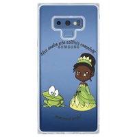 Capa Personalizada Samsung Galaxy Note 9 Princesa Tiana - TP129