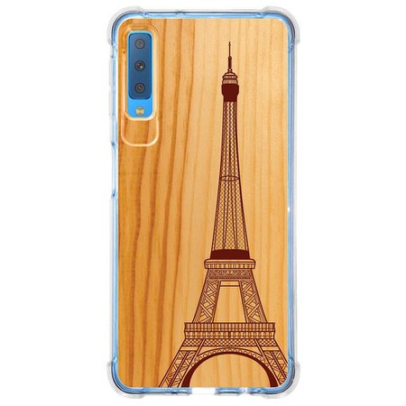 Capa Personalizada Samsung Galaxy A7 2018 Cidades - CD34