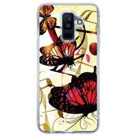 Capa Personalizada para Samsung Galaxy A6 Plus A605 Música - MU20