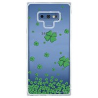 Capa Personalizada Samsung Galaxy Note 9 Trevo - TP120