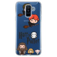Capa Personalizada para Samsung Galaxy A6 Plus A605 Harry Potter - HP08