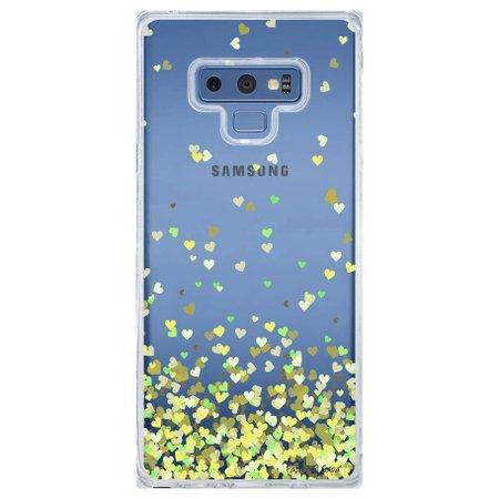 Capa Personalizada Samsung Galaxy Note 9 Corações - TP171