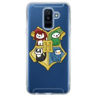 Capa Personalizada para Samsung Galaxy A6 Plus A605 Harry Potter - HP09