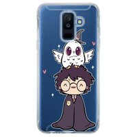 Capa Personalizada para Samsung Galaxy A6 Plus A605 Harry Potter - HP06