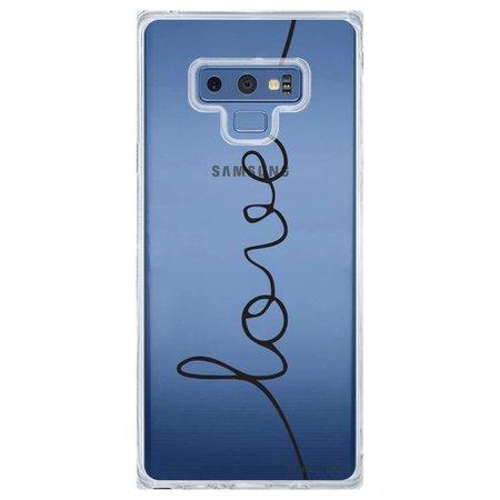 Capa Personalizada Samsung Galaxy Note 9 Frases - TP150