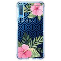 Capa Personalizada Samsung Galaxy A7 2018 Floral - FL25