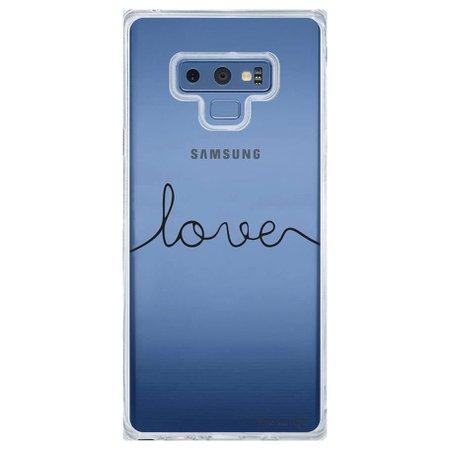 Capa Personalizada Samsung Galaxy Note 9 Frases - TP151
