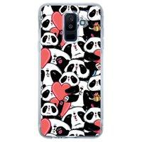 Capa Personalizada para Samsung Galaxy A6 Plus A605 Love - LV21