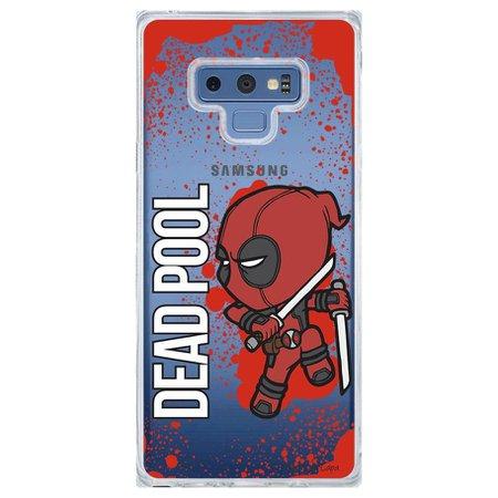 Capa Personalizada Samsung Galaxy Note 9 Deadpool - TP139