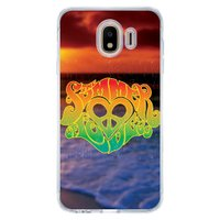 Capa Personalizada para Samsung Galaxy J4 J400M Summer Love - AT40