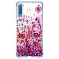 Capa Personalizada Samsung Galaxy A7 2018 Floral - FL14
