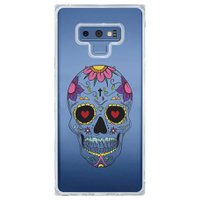Capa Personalizada Samsung Galaxy Note 9 Caveira Mexicana - TP242