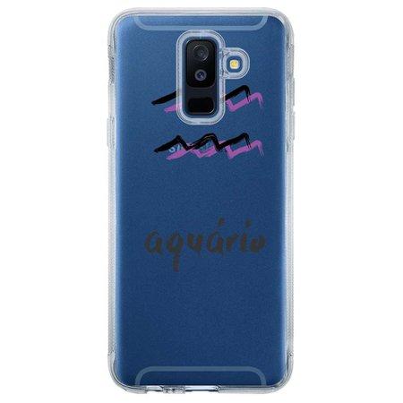 Capa Personalizada para Samsung Galaxy A6 Plus A605 Signos - SN35