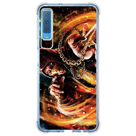 Capa Personalizada Samsung Galaxy A7 2018 Games - GA11