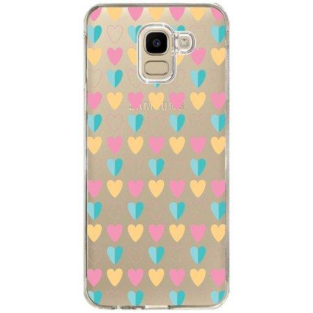 Capa Personalizada Samsung Galaxy J6 J600 Namorados - NR07