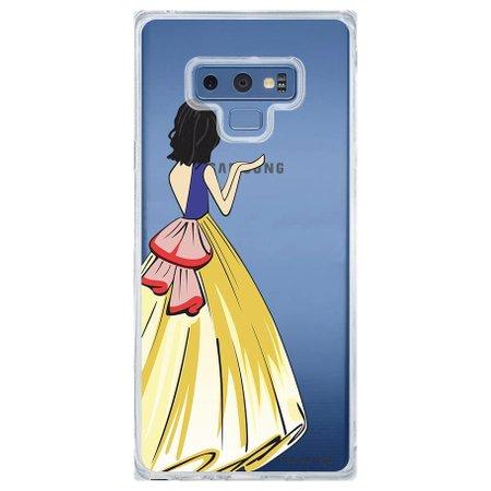Capa Personalizada Samsung Galaxy Note 9 Princesa Branca de Neve - TP203
