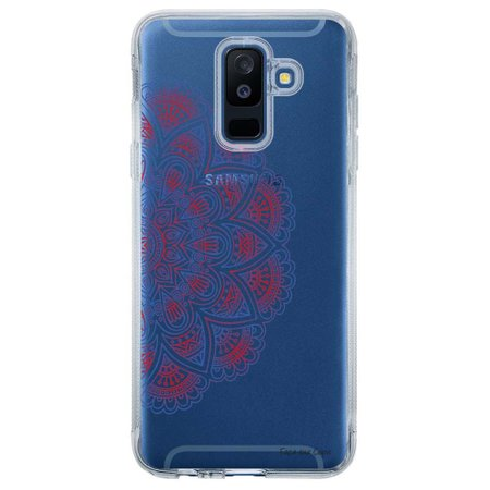 Capa Personalizada para Samsung Galaxy A6 Plus A605 Mandala - TP31