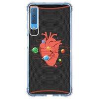 Capa Personalizada Samsung Galaxy A7 2018 Artísticas - FN03
