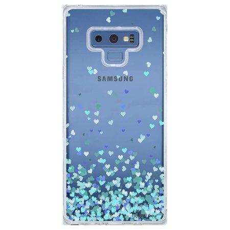 Capa Personalizada Samsung Galaxy Note 9 Corações - TP172