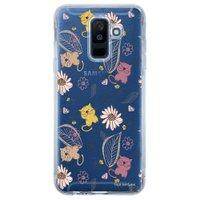 Capa Personalizada para Samsung Galaxy A6 Plus A605 Cute - TP11