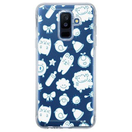 Capa Personalizada para Samsung Galaxy A6 Plus A605 Cute - TP12
