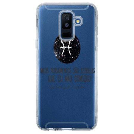 Capa Personalizada para Samsung Galaxy A6 Plus A605 Signos - SN24