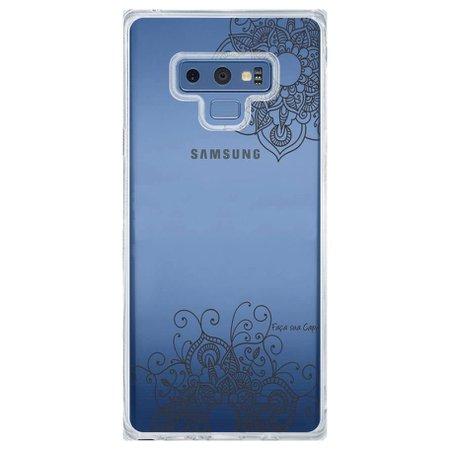 Capa Personalizada Samsung Galaxy Note 9 Mandala - TP255