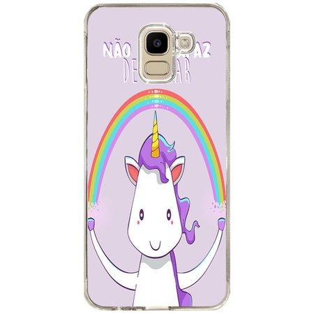 Capa Personalizada Samsung Galaxy J6 J600 Memes - ME07