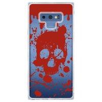 Capa Personalizada Samsung Galaxy Note 9 Caveira - TP243