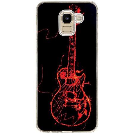 Capa Personalizada Samsung Galaxy J6 J600 Música - MU11