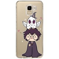 Capa Personalizada Samsung Galaxy J6 J600 Harry Potter - HP06