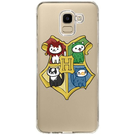Capa Personalizada Samsung Galaxy J6 J600 Harry Potter - HP09