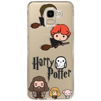 Capa Personalizada Samsung Galaxy J6 J600 Harry Potter - HP08