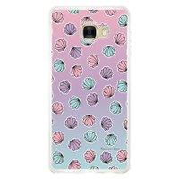 Capa Personalizada para Samsung Galaxy C7 C700 Conchas - AT93
