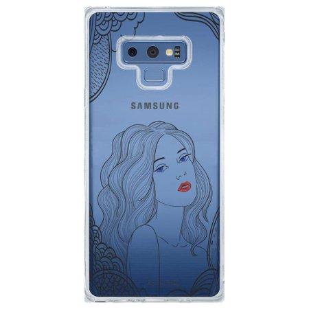 Capa Personalizada Samsung Galaxy Note 9 Style - TP266
