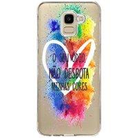 Capa Personalizada Samsung Galaxy J6 J600 LGBT - LB20