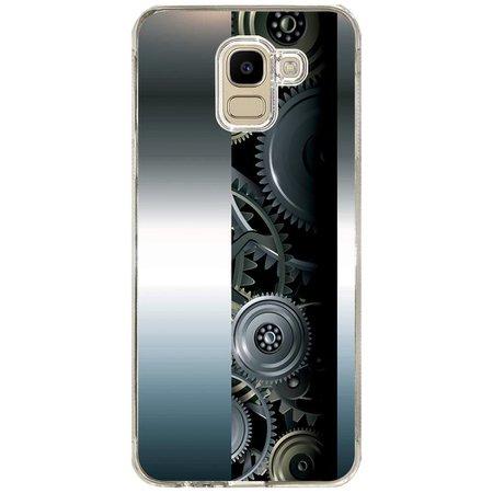 Capa Personalizada Samsung Galaxy J6 J600 Hightech - HG09