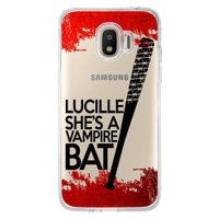 Capa Personalizada para Samsung Galaxy J2 Pro J250 The Walking Dead - TV100