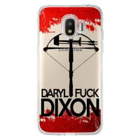 Capa Personalizada para Samsung Galaxy J2 Pro J250 The Walking Dead - TV99