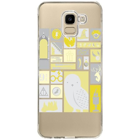 Capa Personalizada Samsung Galaxy J6 J600 Harry Potter - HP03